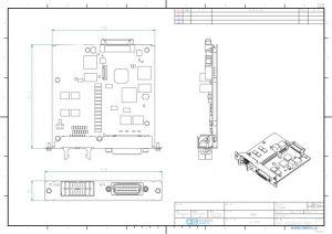 GP-IB/DIDOオプション外観図PDF