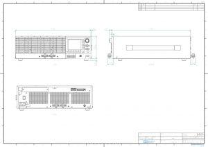 LN-1000C外観図PDF