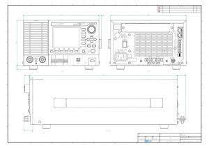 LN-300A外観図PDF