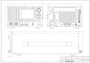 LN-300C外観図PDF