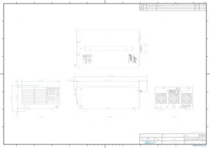 WS-1080A外観図PDF