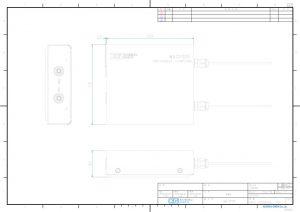 フロント拡張端子(D,Eモデル用)外観図PDF