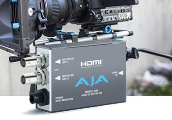 AJA Video Systems社製品