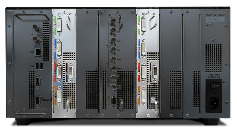 UDR-40SPリアパネル